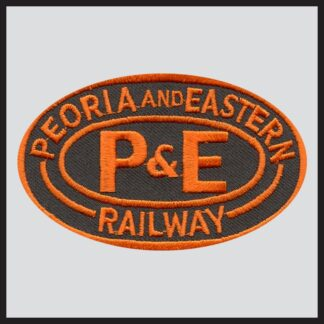 Peoria and Eastern Railway