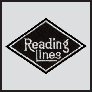 Reading Lines - White Herald