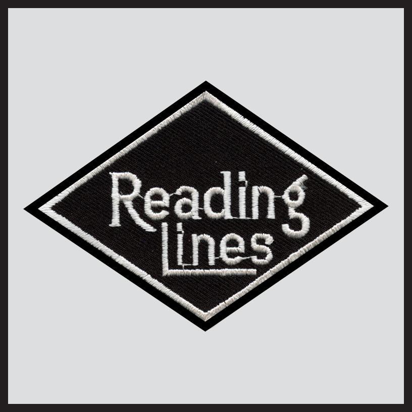 Reading Lines - White Herald