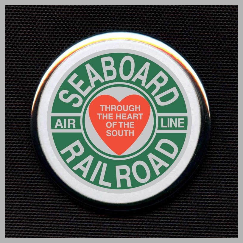 Seaboard Air Line Railroad - Green Herald