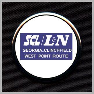 Georgia Clinchfield Railroad - Blue
