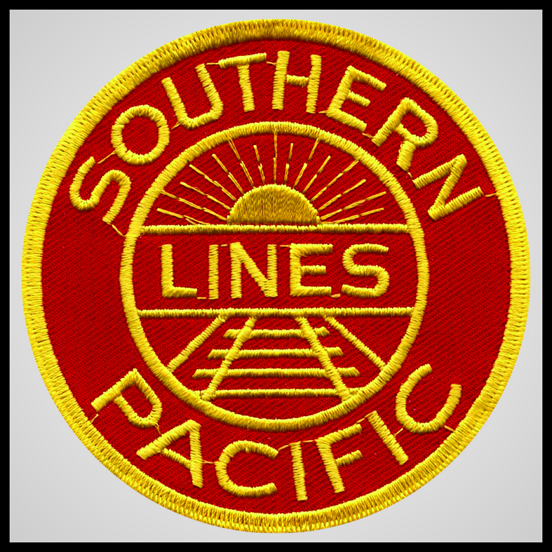 Southern Pacific Lines - Red Herald