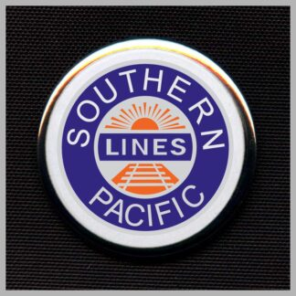 Southern Pacific Lines - Silver Herald