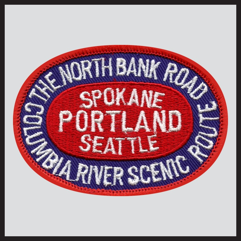 Spokane, Portland and Seattle Railway - Columbia River Scenic Route