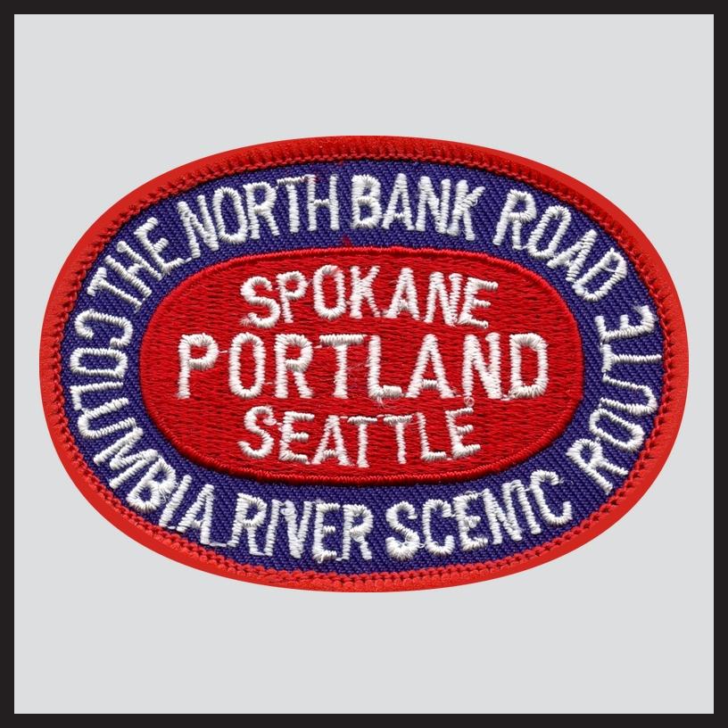 Spokane, Portland and Seattle Railway - Columbia River Scenic Route