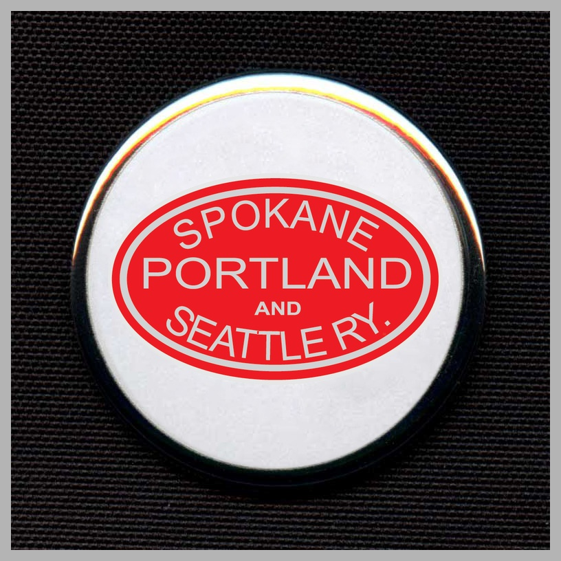 Spokane, Portland and Seattle Railway - Silver Herald