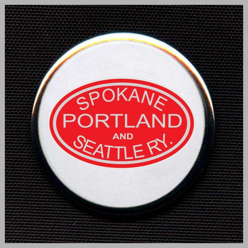 Spokane, Portland and Seattle Railway - Silver Herald