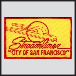 San Francisco Streamliner