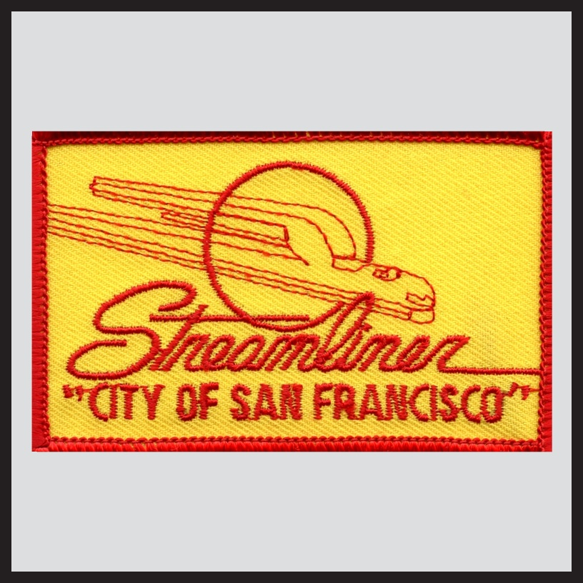 San Francisco Streamliner