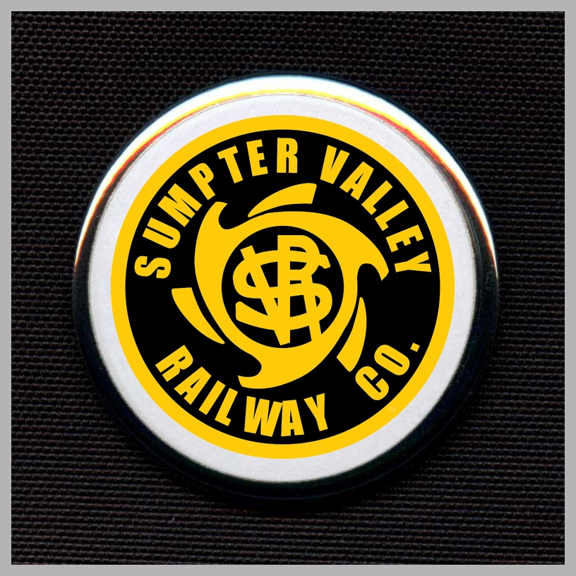 Sumpter Valley Railroad - Gold Saw Herald