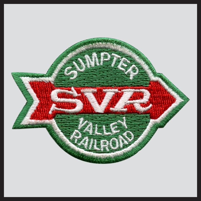 Sumpter Valley Railroad - Green Arrow Herald