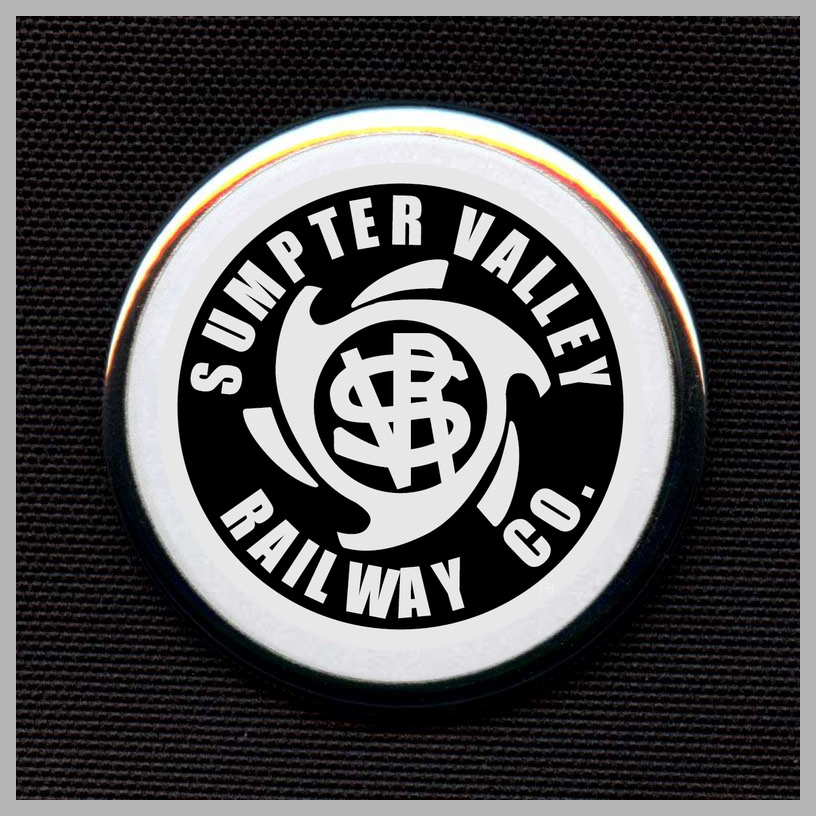Sumpter Valley Railroad - Silver Saw Herald