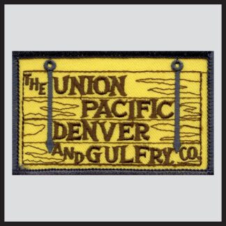 Union Pacific Denver and Gulfry Co.