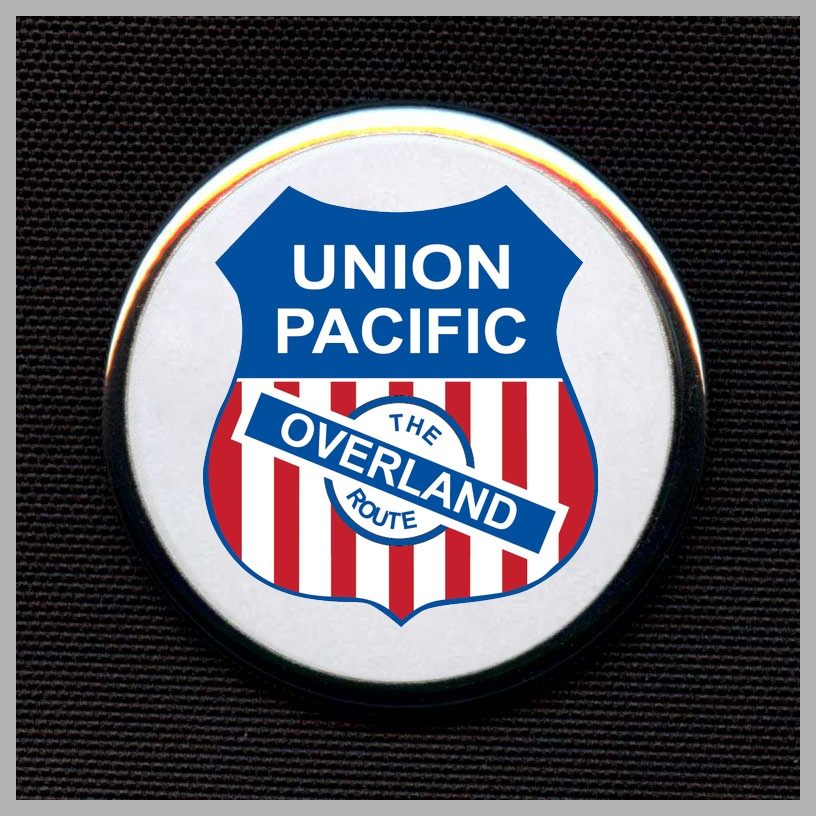 Union Pacific - The Overland Route