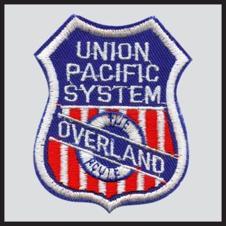Union Pacific System - The Overland Route