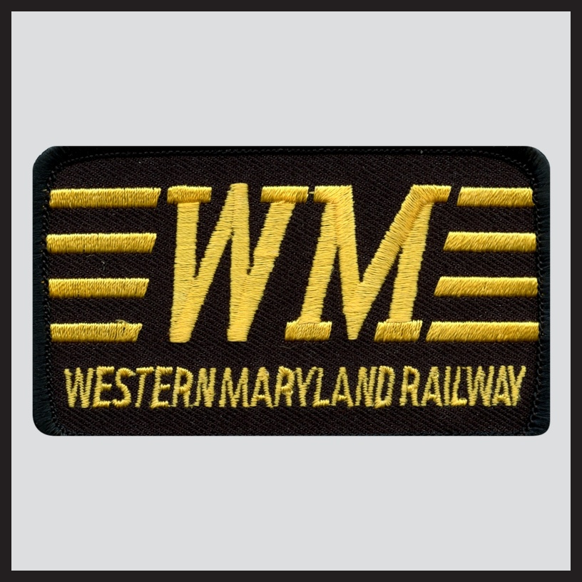 Western Maryland Railway - Gold Herald