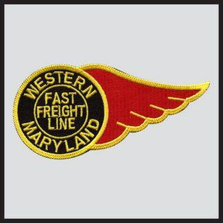 Western Maryland Railway - Wing Herald