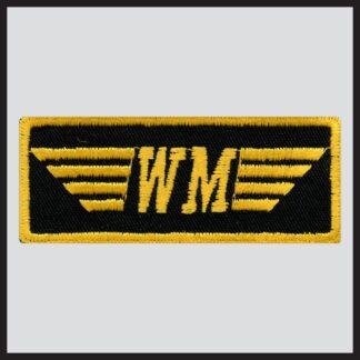 Western Maryland Railway - Yellow Herald
