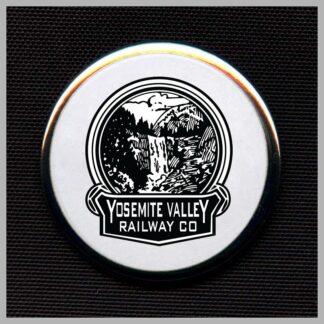 Yosemite Valley Railroad - Black Herald